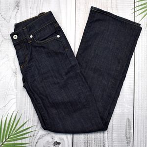 Citizen of Humanity Medium Rise Bootcut Jeans